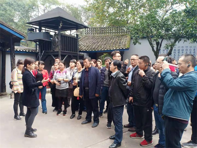 我院工会组织教职工赴重庆红色革命教育基地参观学习
